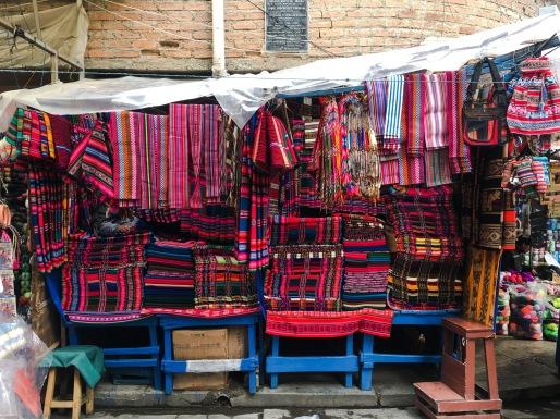 La Paz Bolivie
